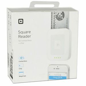 Square Reader Contactless Credit Card and Chip Reader for Sale in Fontana, CA
