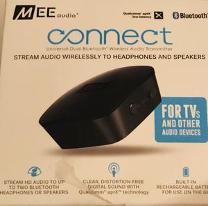 Universal duel Bluetooth wireless audio transmitter for Sale in Westerville, OH