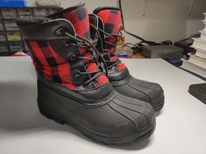 Lands'ends snow boots size 6 kids for Sale in Staten Island, NY