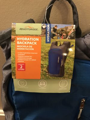 Hydration backpack for Sale in Germantown, MD
