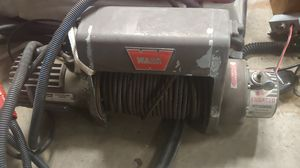 Warn winch xd 9000 for Sale in Snohomish, WA