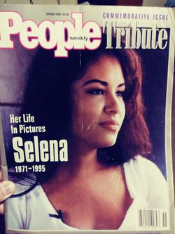 Selena book for Sale in Waco,  TX