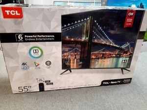 TCL - 4K Smart - 6 Series Top Rated TV - PYMT Plans Available for Sale in Glendale, AZ