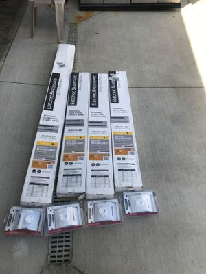 Baseboard heaters plus thermostat for Sale in Columbus, OH