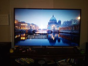 49' LG SMART TV 4K for Sale in Show Low, AZ
