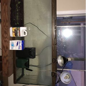Fish Tank for Sale in Morgan Hill, CA
