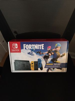 Fortnite Switch Wild Cat Bundle for Sale in Portland, OR