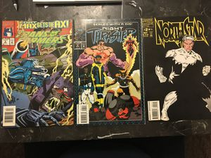Marvel comics 6 different ones for $20 for Sale in Deerfield Beach, FL