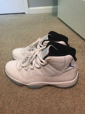 Legend blue Jordan 11s for Sale in Waynesville, MO