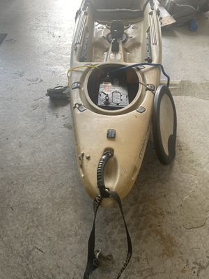 Native kayak w/ trolling motor rig for Sale in Lake Worth, FL