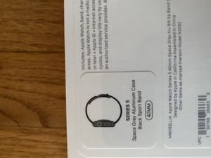 Apple Watch Series 5 - brand new for Sale in St. Louis, MO