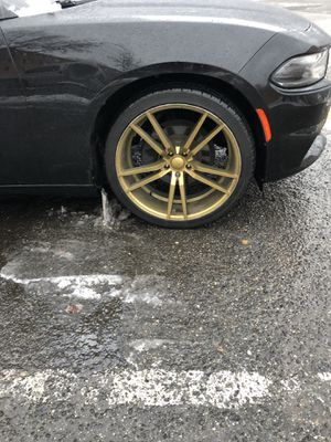 Dodge charger rims for Sale in Washington, DC