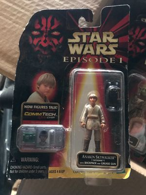 Mix Star Wars toys all in box brand new different episode for Sale in Glen Ridge, NJ