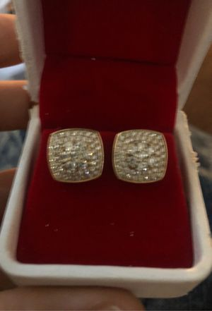 Diamond earrings for Sale in San Francisco, CA