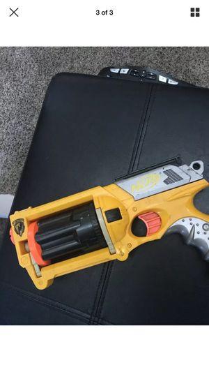 Nerf gun- Maverick rev-6 / N-Strike!!! for Sale in Eastman, GA
