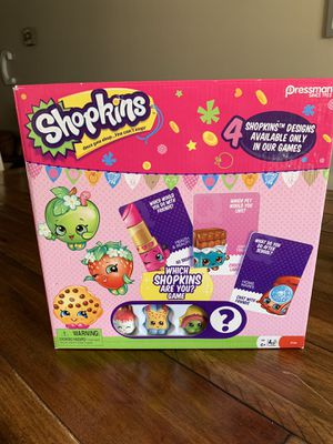 Shopkins game for Sale in Broomfield, CO