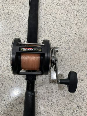 PENN 330 GtI on Ugly Stik rod for Sale in Lake Worth, FL
