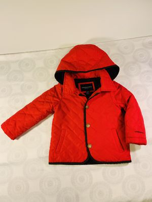 Warm Padded Fleece inside London Fog Unisex Coat for 2 years old. for Sale in Bothell, WA