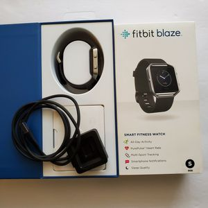 Fitbit Blaze In Great Condition for Sale in Gaithersburg, MD