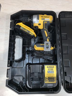 "Dewalt 1/4"" impact driver kit. Great working condition. $80 price is firm for Sale in Bellevue, WA"