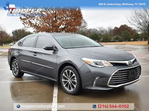 2017 Toyota Avalon for Sale in McKinney, TX