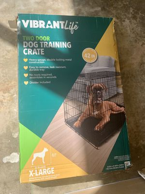 Dog Crate XL for Sale in Orlando, FL