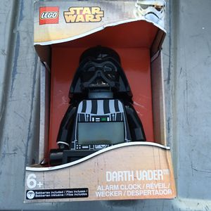 New Disney Lego Star Wars Alarm Clock for Sale in Manor, TX