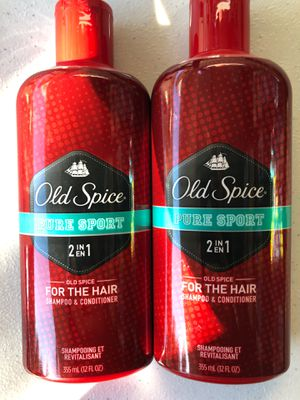 Old spice shampoo for Sale in Chino Hills, CA