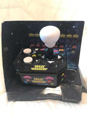 Space Invaders Plug N' Play TV Arcade / Classic Retro Game Brand New for Sale in West Palm Beach, FL