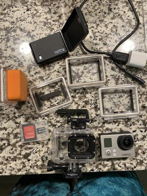 GoPro Hero 3 for Sale in Ashland, MA