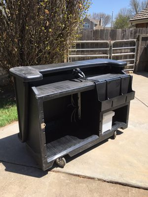 Two portable bars for Sale in Wichita, KS