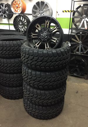 20x10 inch rims and auto services for Sale in Gresham, OR