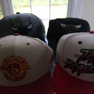 New With Tags NBA Hats Embroidered for Sale in Kennesaw, GA