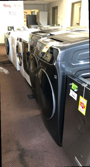Washer and dryer liquidation HTLP for Sale in Houston, TX