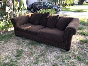 ZGallerie sofa couch & loveseat for Sale in Whittier, CA
