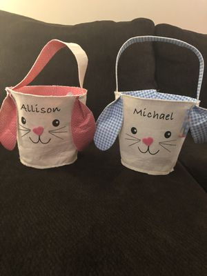 Personalized Easter Baskets for Sale in Lansdale, PA