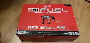 "MILWAUKEE Fuel 1"" Rotary Hammer(ONLY TOOL) for Sale in Sugar Hill, GA"