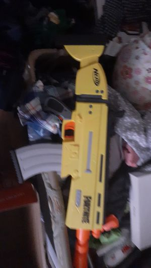 Fortnite nerf gun for Sale in Las Vegas, NV