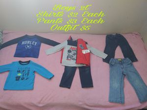 Boys Clothes, Hats, Costume and Blankie Tail for Sale in West Jordan, UT