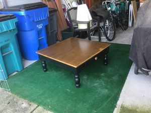 Great Coffee Table for Sale in Vancouver, WA