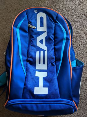 Head tour team tennis racquet racket backpack bag for Sale in Loma Linda, CA
