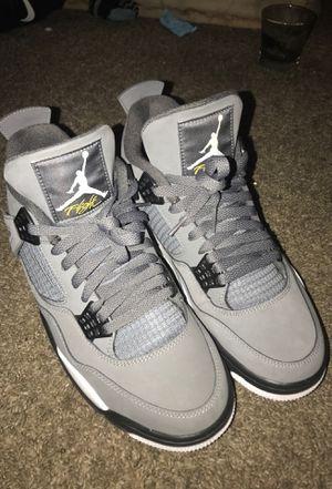 Jordan 4s Cool gray for Sale in W COLLS, NJ