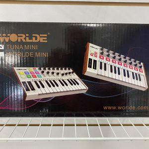 Worlde Tuna Minin Keyboard for Sale in Sunnyside, WA