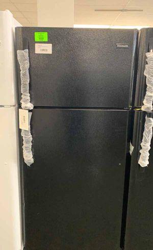 Brand New Frigidaire Top Freezer!! Black! Comes with Warranty! LWKB for Sale in Anaheim, CA
