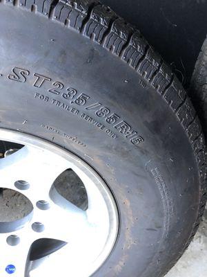 Trailer tire st 235/85r16 for Sale in Laguna Beach, CA