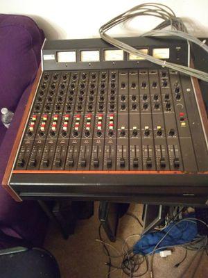 TEAC TASCAM SERIES MODEL 5B AUDIO MIXER PRO SERVICED EXCELLENT CONDITION + LED's for Sale in Baton Rouge, LA