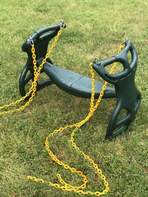 Two person play ground swing for Sale in Virginia Beach, VA
