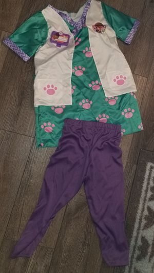 Girls Doc McStuffins Costume for Sale in Chicago, IL