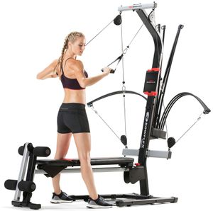 Bowflex PR1000 Home Gym with 25+ Exercises and 200 lbs. Power Rod Resistance - for Sale in Sugar Land, TX