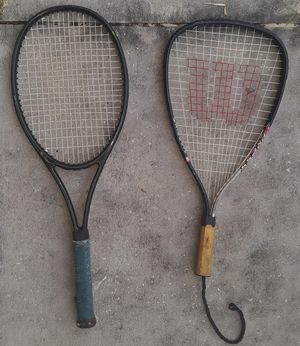 Tennis rackets for Sale in Spring Hill, FL
